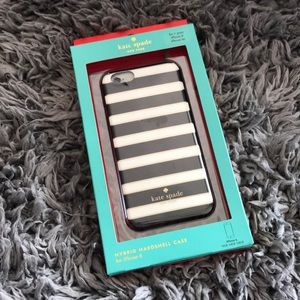 Kate Spade New York iPhone 6 Case NIB w Tag